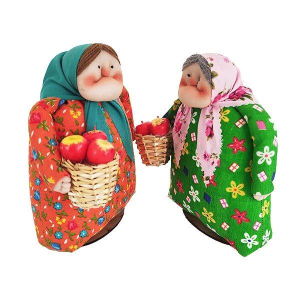 عروسک ننه سیبی