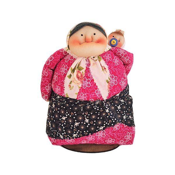 عروسک ننه بچه کول