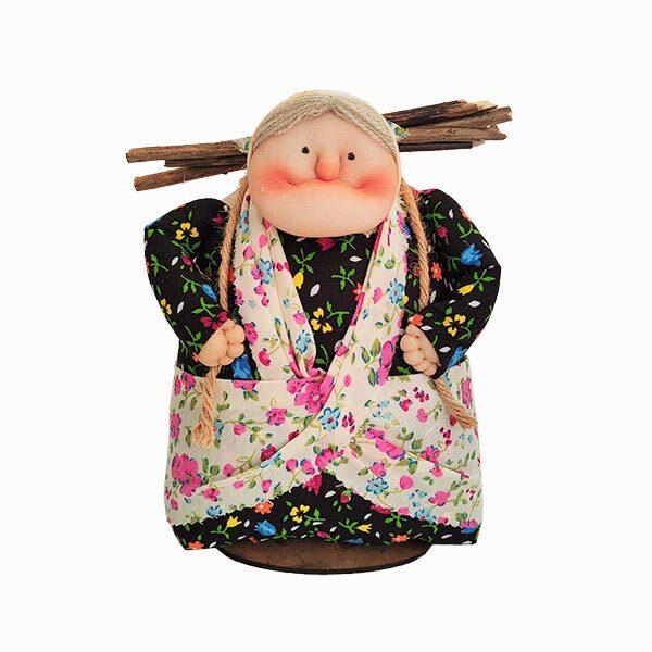 عروسک ننه هیزمی