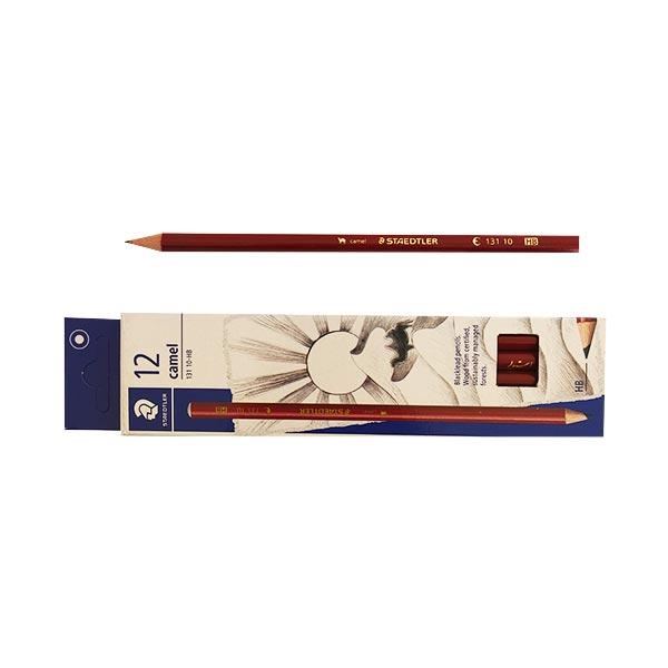 مداد مشکی استدلر camel